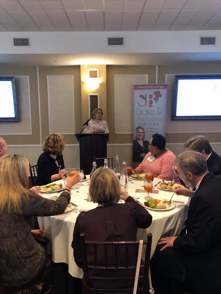 January 2019 Medical Managers Luncheon