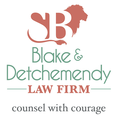 Blake and Detchemendy Law Firm